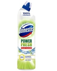 DOMESTOS - Domestos Lime Fresh Antibacterial Toilet Cleaner 700 ml,Domestos石灰新鮮抗菌馬桶清潔劑700ml