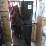 Kulkas sharp SJ-236MG-GB 2 pintu 187 Liter 130 Watt Murah