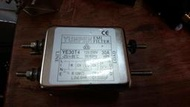 YUNPEN雜訊濾波器 YE30T4 Noise Filter 125/250V 30A 突波吸收器 (D1)