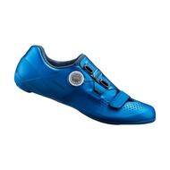 【SHIMANO】RC500 男性公路車鞋 藍色