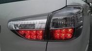 DIY商城 HID TOYOTA 原廠 2013 NEW WISH 小改款 燻黑 透明 LED 尾燈組 含尾飾條