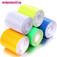 MOTO Reflective Tape Fluorescent Bicycle Reflective Stickers Adhesive Tape Stickers