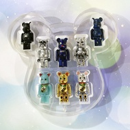 [Local Seller] READY STOCK! Ship in 24HR! Bearbrick casing 100% shape display box GOOD QUALITY! Transparent box