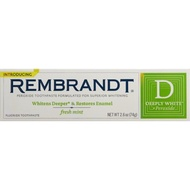 【Baby Studio】Rembrandt 林布蘭潔白牙膏 綠