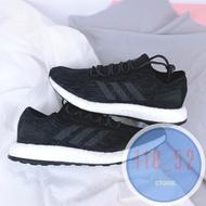 【118-52】Adidas PUREBOOST GO 跑鞋 黑白 現貨CP9326