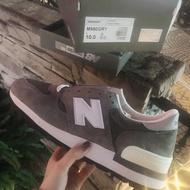 NEW BALANCE M990GRY V1  美製 麂皮復古跑鞋 2020發售