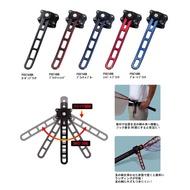 🐮牛小妹釣具🐮日本🇯🇵 PROX玉柄腰掛架 PX-874RK(紅) PX-874KB(黑藍)