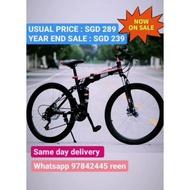 begasso foldable bike