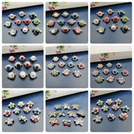 【YUENI】🇲🇾 Ready Stock Baby Brooch 10 Pcs per set With Wholesales prices. Pin Tud