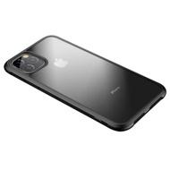 【TOYSELECT】iPhone 11 Pro Max BLAC霧面光防摔手機殼