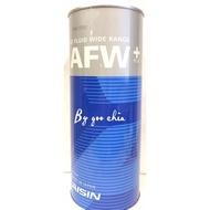[綠油油goo]AISIN AFW PLUS WS TYPE 變速箱油 ATF 自排油 鐵罐