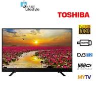 "Toshiba Digital Led (40"") 40L3750VM"