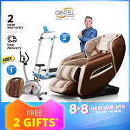 [FREE Shipping] GINTELL DéSpace Star-X Massage Chair with AI Senses (New Arrival) FREE Gift Worth Up To RM4,588