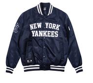 【毒】MLB NYY 紐約洋基 Majestic LOGO款 棒球外套 6960706-580