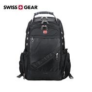 【SWISSGEAR】 瑞士軍刀 SG-12  USB充電介面 雙肩 後背包15吋 筆電 運動 背包