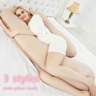 Comfortable Sleeping Total Body Support Maternity Pregnancy Pillows Bed Pillows ( With Pillow Core )