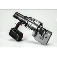 【台灣工具】FKS BOST 18V充電式油壓沖孔機可直上牧田-得偉-米沃奇-MK 原廠電池 電動工具 打孔機 穿孔機