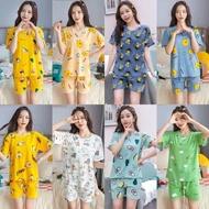 Cute Terno Pajama For Women Sleepwear Set Design Choose