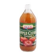 Brook Organic Apple Cider Vinegar 946ml.
