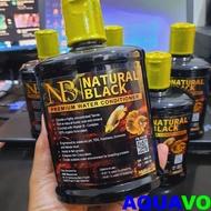 NATURAL BLACK 500ml VITTA WATER UNTUK IKAN HIASAN BETTA FISH IKAN LAGA GUPPY LOBSTER TETRA SWORDTAIL OSCAR AIR TAWAR