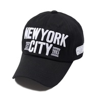 NEW YORK City 1985 American Flag Baseball Hat Cap Cowboy Dad Hat Curved Ball Cap USA Distressed Vintage