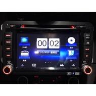 降價出售!!福斯 VW GTI Golf 車系 車用 電視 螢幕