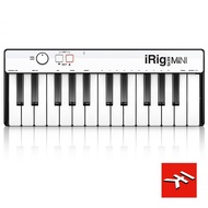 【公司貨】IK iRig KEYS MINI 鍵盤控制器 MIDI 25鍵 IOS/ANDROID/MAC/PC