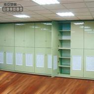 【南亞塑鋼】SS系列-上平板下下透氣窗雙開門棉被櫃
