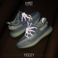 Adidas Yeezy Boost 350 V2 Static 灰 白 3M 反光 白天使 EF2905 IMPACT