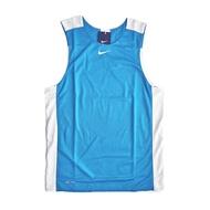 Nike AS M League REV Tank [703217-412] 男 籃球 訓練 背心 透氣 雙面穿 水藍 2XL