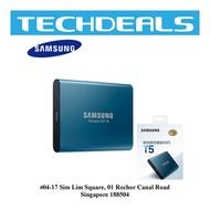 Samsung T5 Portable USB3.1 SSD 250GB