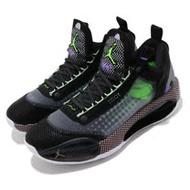 Nike 籃球鞋 Air Jordan XXXIV 運動 男鞋 避震 包覆 喬丹 明星款 AJ34 黑 紅 CZ7751013 CZ7751-013