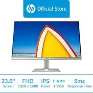 Free Shipping HP Monitor 24F 23.8-IN IPS Display 60Hz โปรโมชั่นสุดคุ้ม โค้งสุดท้าย