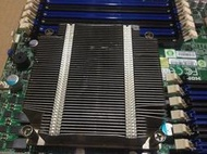 Intel LGA 1366 腳位 x58 SERVER 主機板用 Socket 1366 CPU 散熱片 散熱座