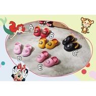 超取$499免運 ▶帝安諾 - Disney FILA 正版 迪士尼 小童 童鞋 電燈 布希鞋 洞洞鞋 防水 拖鞋 221011