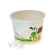 390紙湯杯 (免洗餐具/免洗杯/免洗碗/紙湯碗/外帶碗/湯杯蓋)【裕發興包裝】HF033