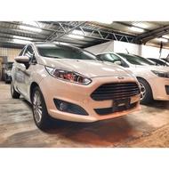 新車保固中!!2016 Ford Fiesta 1.5 S 四條全新輪胎,買到賺到~~