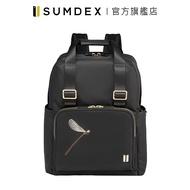 Sumdex 手提式雙用後背包(蜻蜓版) NON-705BK-DT 黑色 官方旗艦店
