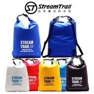 日本品牌【Stream Trail】超輕量透氣防水包 M號 戶外 水上活動 後背包 防水包包 大容量 輕量 多功能
