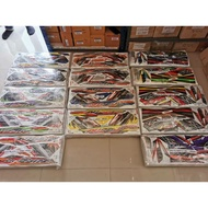 Stickers❈▪∏Old xrm 125/110  Legit thai decals (nice 125)made in Thailand not made locally