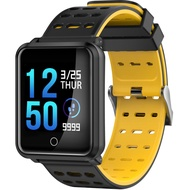 Outdoor Sports Smart Watch Blood Pressure Monitor Pedometer Health Monitor