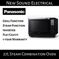 Panasonic NN-DS596BYPQ Pure Steam Double Heater Microwave Oven  1-year Local Warranty