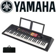 【YAMAHA 山葉電子琴】61鍵最簡易的入門款學習機種 / 含琴袋 / 公司貨(PSR-F51)