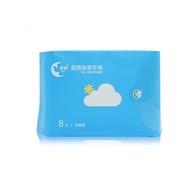 台灣 ICON 愛康 超透氣衛生棉 24cm-8片/包 #.日用型
