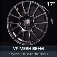 AD 17 inch 8JJ 4X100 4X114.3 ET38 ORI CAR SPORT RIMS WHEELS VRMESH