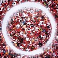 村上隆 版畫 円相 畫 骷髏 滿版 Takashi Murakami 限量 off white
