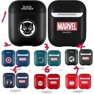 韓國代購 AirPods 復仇者聯盟 漫威 marvel 鋼鐵俠 蜘蛛人 耳機保護套 耳機收納盒 AirPods 正品