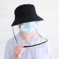 韓國製 防疫帽 大人用 男女適用 防疫漁夫帽 搭配口罩更安心 防飛沫 防疫 漁夫帽 帽子 遮陽帽 防護帽【N601185】