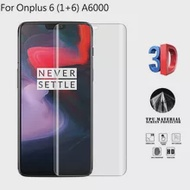 Screen-Protector-Film Oneplus for 6/Oneplus3/Oneplus5/Oneplus5t 2pcs TPU 3D Full-Guard