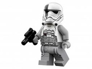 【LEGO 大補帖】First Order Walker Driver【75195/75189/sw869】MG-15
